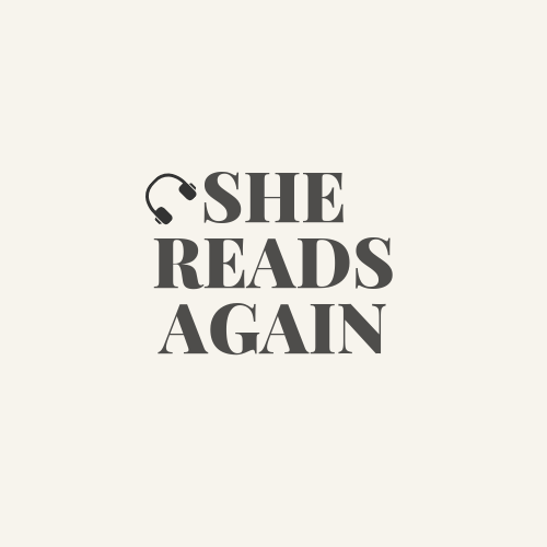 SHE READS AGAIN podcast