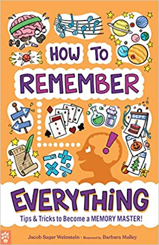 How To Remember Everything Book Cover